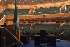 Convention Centre Auditorium - View from the Stage