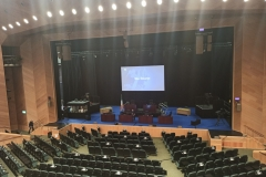 Convention Centre Auditorium - Stage View