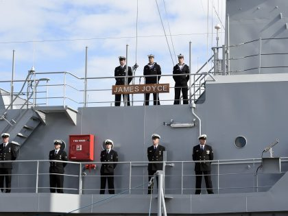 Naval Service Ship Commissionings