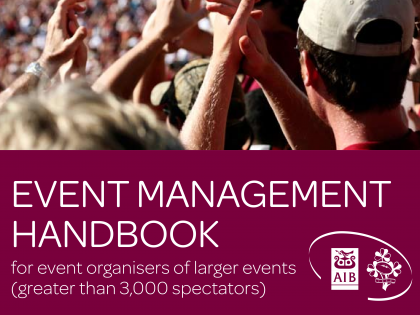 IRFU Event Management Handbook
