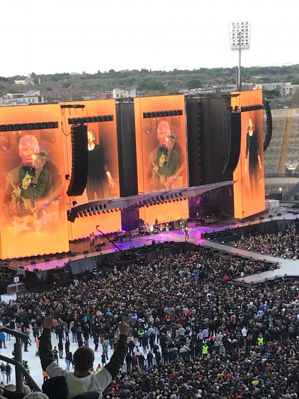 The Rolling Stones, Croke Park