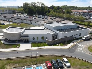 Completion of new Mortuary for Waterford University Hospital