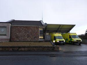 Ambulance Bases, Galway